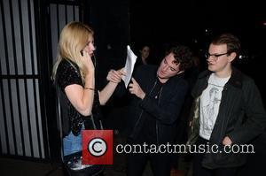 Mathew Horne  Channel 4 Autumn Season party held at Village Underground London, England - 01.09.11