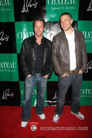Ross Mccall and Charlie Hunnam