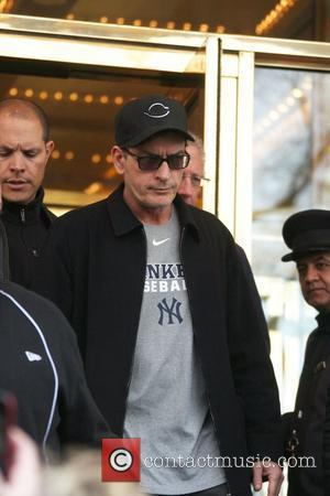Charlie Sheen Wins Over New York Crowd
