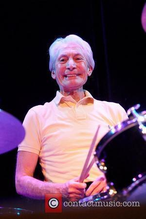 Rolling Stones and Charlie Watts
