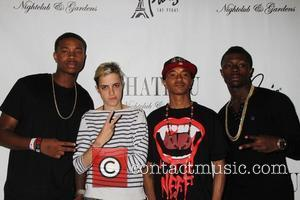 Cali Swag District and Dj Samantha Ronson