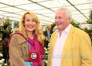 Christopher Biggins and Jerry Hall