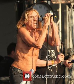 Iggy Pop Chester Rocks 2011 at Chester Racecourse - Performances - Day 2 Chester, England - 03.07.11
