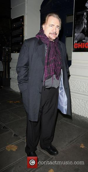 Brian Cox leaves the Garrick Theatre after attending the press night of 'Chicago'. London, England - 10.11.11