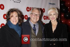 Karen Ziemba, Walter Bobbie and Amra-Faye Wright 'Chicago The Musical' Fan Day held at the Ambassador Theatre  New York...