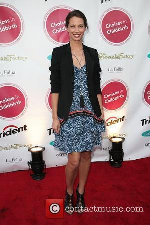 Christy Turlington Burns 2011 Concert For A Healthy Birth at the Canal Room - Arrivals New York City, USA -...