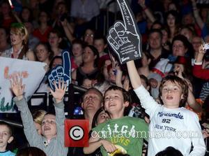 Atmosphere, Nicky Byrne and O2 Arena