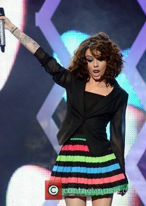 Cher Lloyd and O2 Arena