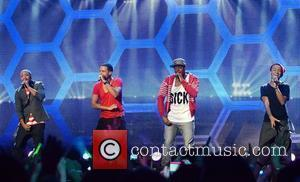 Jls and O2 Arena