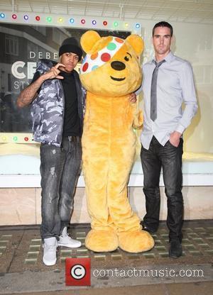 Chipmunk and Kevin Pietersen