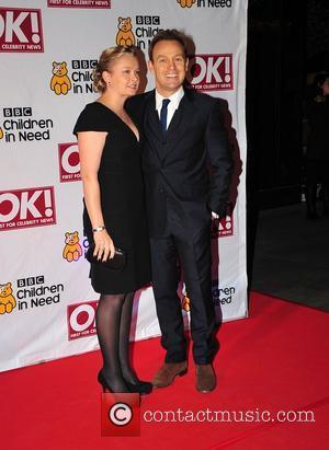 Jason Donovan BBC Children in Need dinner - Arrivals Manchester, England - 16.11.11