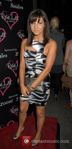 Roxanne Pallett,  at Lipsy party at the Chinawhite club London, England - 24.05.11