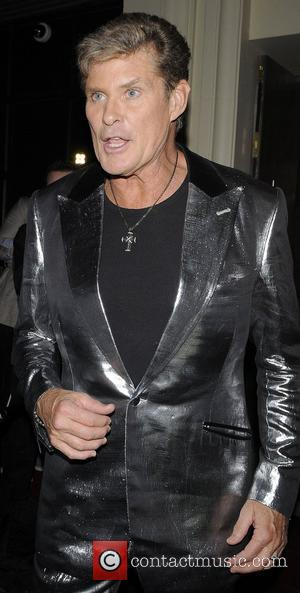David Hasselhoff 'Has Healing Powers'