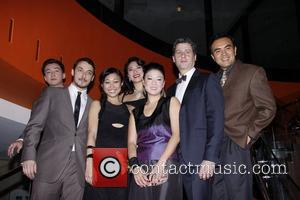 Cast and Gary Wilmes