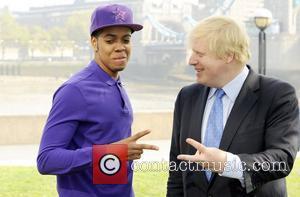 Chipmunk and Boris Johnson
