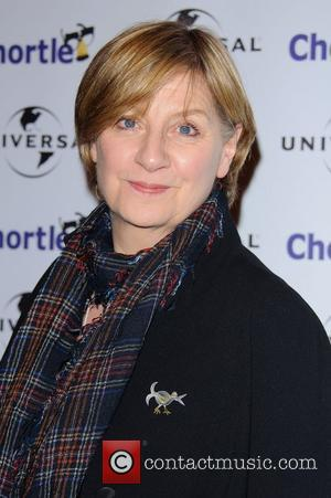 Victoria Wood Chortle Comedy Awards Arrivals at Floridita London, England - 07.02.11