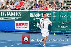 Jon Lovitz at the Chris Evert/Raymond James Pro-Celebrity Tennis Classic at Delray Beach Tennis Center. Delray Beach, Florida - 13.11.11