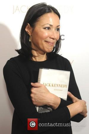 Ann Curry and Gramercy Park Hotel