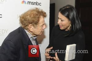 Jerry Stiller, Ann Curry and Gramercy Park Hotel
