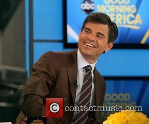 George Stephanopoulos Christina Ricci appears on ABC's 'Good Morning America' to promote her new show, 'Pan Am' New York City,...