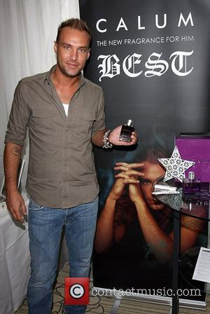 Calum Best  Spire PR hosts its Beauty Christmas in July event at Langham London Hotel London, England - 14.07.11