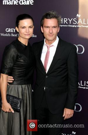 Balthazar Getty and Rosetta Millington The 10th Annual Chrysalis Butterfly Ball held at a Private Residence - Arrivals Brentwood, California...
