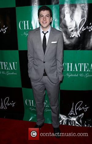 Christopher Mintz-Plasse Ciara appears at Chateau Nightclub and Gardens at Paris  Las Vegas, Nevada - 10.06.11