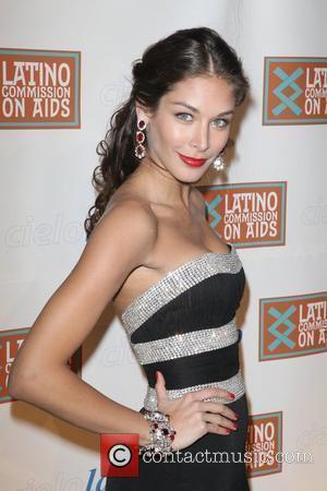 Dayana Mendoza 2011 CIELO Gala at Cipriani Wall Street  New York City,USA - 10.05.11