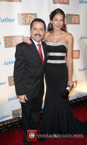 Guillermo Chacon, Dayana Mendoza 2011 CIELO Gala at Cipriani Wall Street  New York City,USA - 10.05.11
