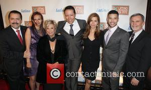 Lupe Ontiveros, Tony Plana, Wilson Cruz and Yancey Arias