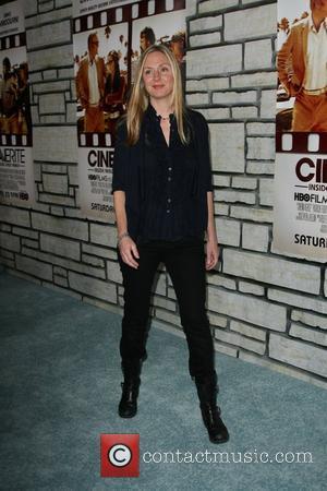 Hope Davis Los Angeles Premiere of HBO's Cinema Verite held at Paramount Studios Theatre Los Angeles, California - 11.04.11