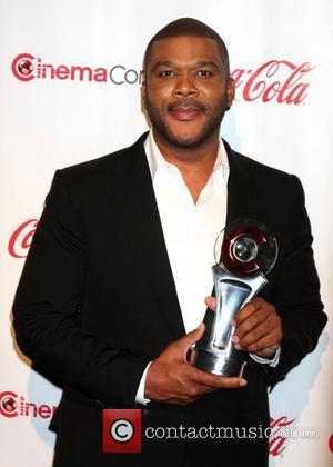 Tyler Perry CinemaCon 2011 Big Screen Achievement Awards held at Caesars Palace Resort and Casino - Press Room Las Vegas,...