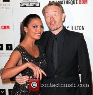 Jared Harris and Beverly Hilton Hotel