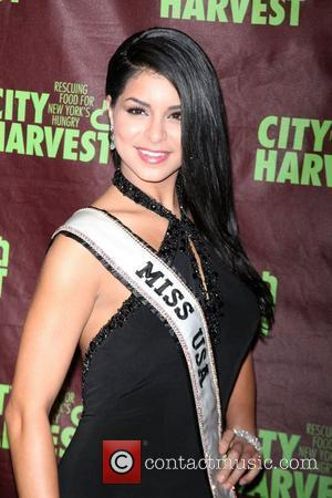 Miss USA 2010 Rima Fakih City Harvest's 17th Annual 'An Evening of Practical Magic' at Cipriani 42nd Street New York...