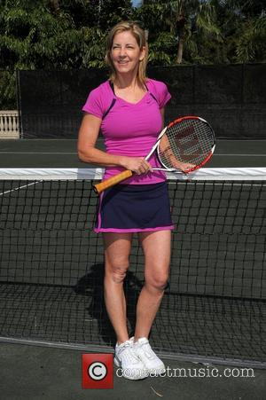 Chris Evert The Chris Evert / Raymond James Pro-Celebrity Tennis Classic Pro-Am at the Boca Raton Resort and Club in...