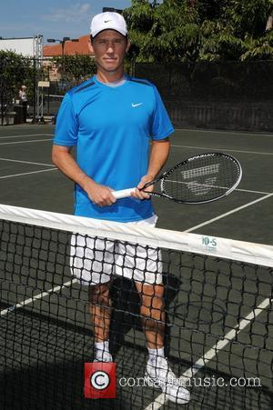 Jeffrey Donovan The Chris Evert / Raymond James Pro-Celebrity Tennis Classic Pro-Am at the Boca Raton Resort and Club in...