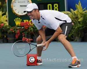 Jeffrey Donovan The Chris Evert/Raymond James Pro-Celebrity Tennis Classic Pro-Am at the Delray Tennis Center in Delray Beach Florida, USA...