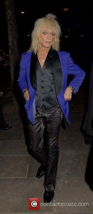 Michael Monroe ,  'Classic Rock Roll Of Honour' at the Roundhouse - Outside Arrivals London, England - 09.11.11