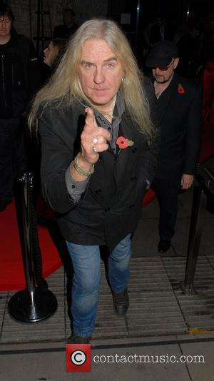 Biff Byford ,  'Classic Rock Roll Of Honour' at the Roundhouse - Departures London, England - 09.11.11