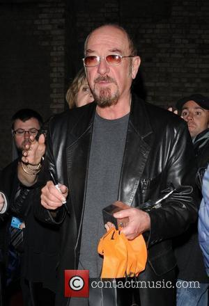 Ian Anderson  'Classic Rock Roll Of Honour' at the Roundhouse - Departures London, England - 09.11.11