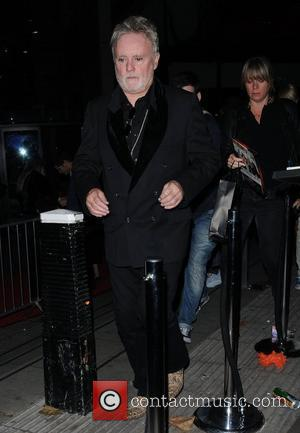 Roger Meddows Taylor  'Classic Rock Roll Of Honour' at the Roundhouse - Departures London, England - 09.11.11