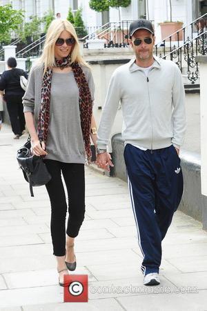 Claudia Schiffer, Matthew Vaughn and Notting Hill
