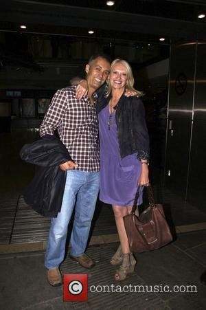 Anneka Rice ,  at the Northern Ballet's press night of 'Cleopatra' at Saddlers Wells Theatre - Departures  London,...