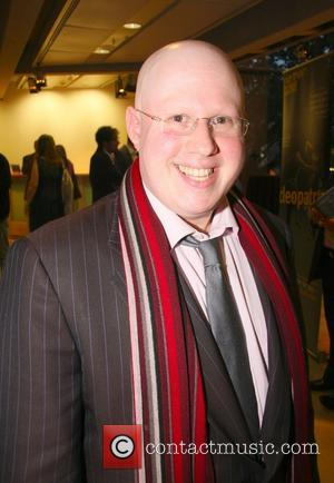 Matt Lucas at the Northern Ballet's press night of 'Cleopatra' at Saddlers Wells Theatre - Inside London, England - 17.05.11