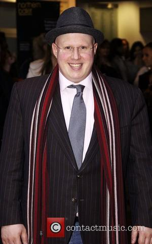 Matt Lucas  at the Northern Ballet's press night of 'Cleopatra' at Saddlers Wells Theatre - Arrivals London, England -...