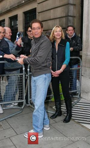 Cliff Richards arrives at the Radio 2 studios in support of Children In Need London, England - 18.11.11