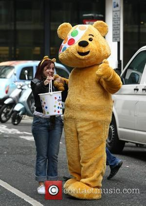 Pudsey and Twiggy
