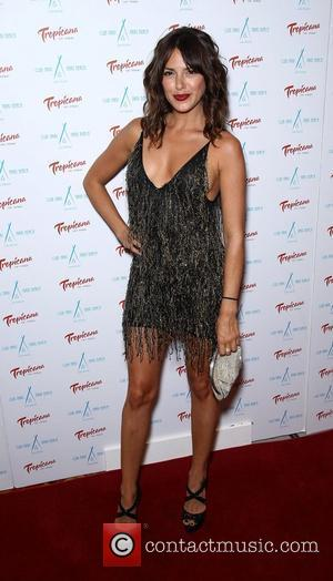 Elizabeth Hendrickson Club Nikki at Tropicana Las Vegas host The Official Innovative Artists Pre-Daytime Awards Party  Las Vegas, Nevada...