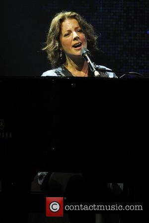 Sarah McLachlan  performs on stage at the 29th Annual Canadian Music and Broadcast Industry Awards held at the Fairmont...