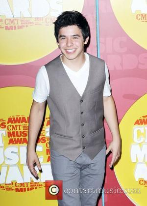 David Archuleta Returns Home From Mormon Mission